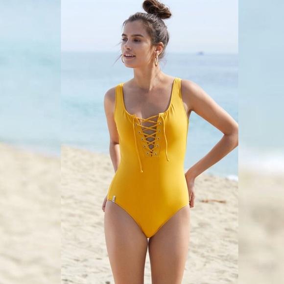 0a8ff62d92c85 Free People Swim | X Rhythm Livin Sunchaser Suit | Poshmark